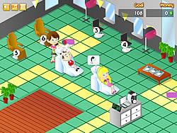Frenzy Salon game