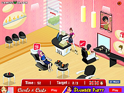 Curls And Cuts game