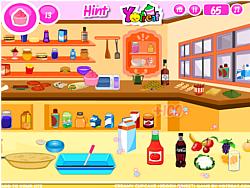 Creamy Cupcake Hidden Objects game