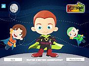 Hero Kids Dress Up لعبة