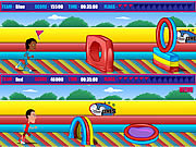 Outrageous Obstacle Course game