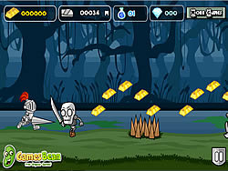Knight Mighty Run game
