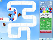 Play Bloons tower defense 2 Game