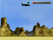 Play Battle tank desert mission Game