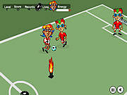 Play Rockin soccer Game
