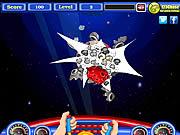 Asteroid Defender game