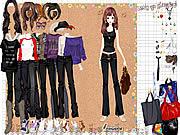 Play Girl in denim jeans Game