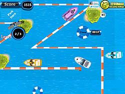 Park My Fun Boat game