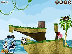 Snoring 3 Treasure Island game