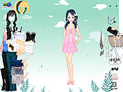 Icy Dress up game