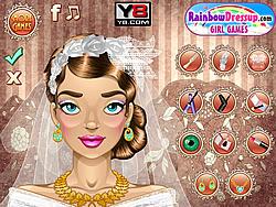 Permainan Bridal Glam Make-Up