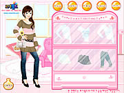 Play Date dress up Game