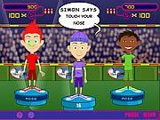 Simon Says game