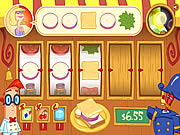 Play The squirrel of sandwich Game