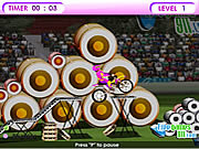 Play Bike madness Game