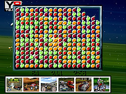 Fruit Crush game