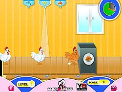 Chicken Kitchen game