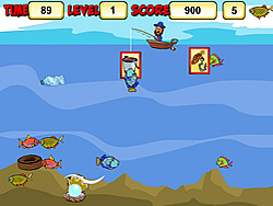 Freddy's Fishing Fun game