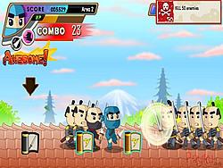 NinjaKira game