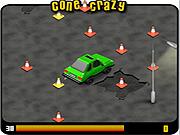 Juega al juego gratis Cone Crazy