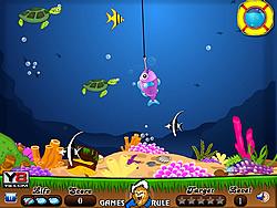 Underwater Fishing game