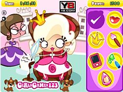Princess Slacking game