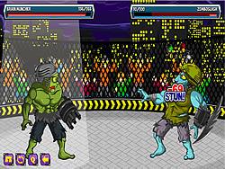 jeu Zombie Fight Club
