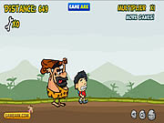 Sleeping Caveman game
