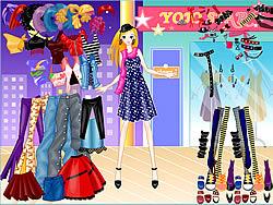 Gioca gratuitamente a Viste A Barbie