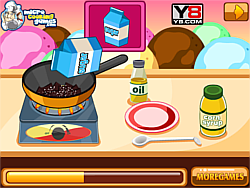 Chocolate Candies game