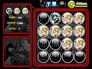 Popeye - Memory Balls game