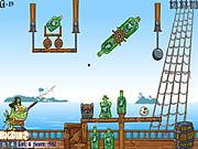 Pirates SOS game