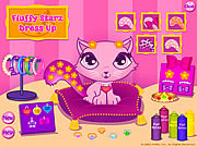 Play Fluffy starz dress up Game