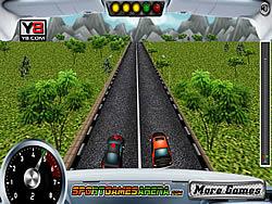 Dragon Rush Racing game