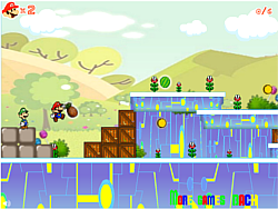Mario And Luigi Go Home game