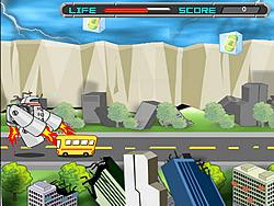 Cybernator game