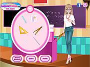 Dress My Teacher Up game