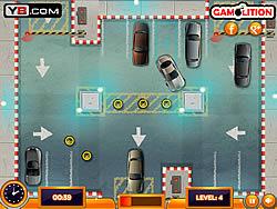 Rich Car Parking game