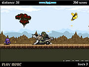 เล่นเกมฟรี Super Gunner