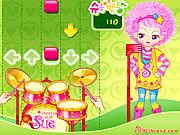 Jogar jogo grátis Sue Drumming Game