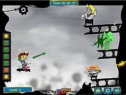 Paintball Hero game