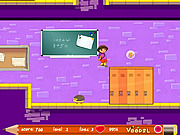 Dora School Adventure game