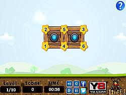 Escape My Puzzle game