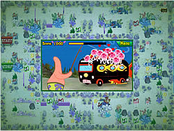 Gioca gratuitamente a Spongebob Squarepants atlantic bus rush
