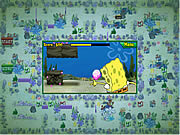 jeu Spongebob Squarepants atlantic bus rush