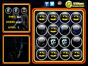 Batman vs Joker - Memory Balls game