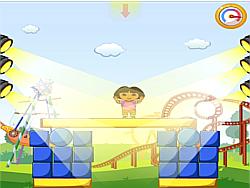 Dora Stage Show game