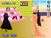 Barbie Royal Prom game