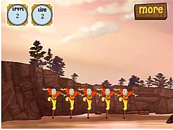 Avatar Kage Bunshin No Jutsu game