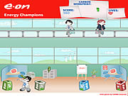 E-on Energy Champions game